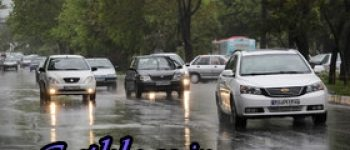 احتمال ریزش تگرگ در پایتخت کشور عزیزمان ایران ، استمرار بارش در 3 روز آینده